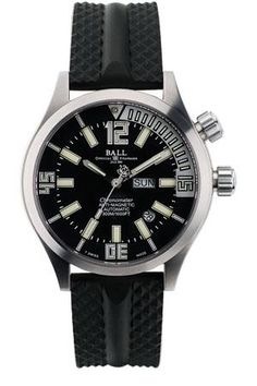 BALL Engineer Master II Diver Chronometer Watch
