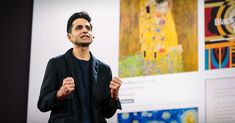 Amit Sood: Every piece of art you've ever wanted to see -- up close and searchable | TED Talk | TED.com