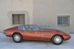 1972 Maserati Ghibli - 4.9L SS Coupe   Classic Driver Market