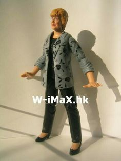 Unreleased Jakks Linda McMahon action figure #∆∆shani