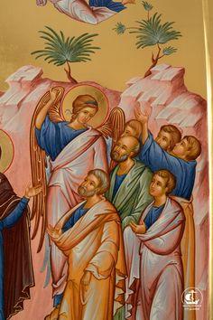 Nouvelles Byzantine Icons, Vignettes, Princess Zelda, Painting, Fictional Characters, Art, Saints, Party, Modern