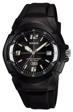 CASIO Wrist Watch MW600F1AJF Standard 10 Year Battery 10 WR BAR Japan Import >>> Check out this .