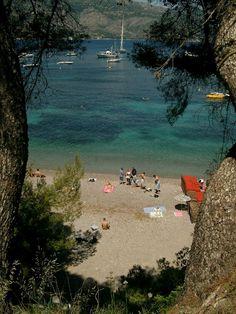Villefranche-sur-Mer Villefranche Sur Mer, Paris, French Riviera, Wanderlust, Europe, France, Travel, Painting, Language School