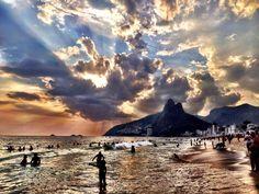 #summer#sunset#riodejaneiro