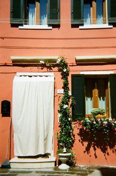 Burano, Italy by Abby Ingwersen
