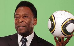 Pelé considerado como el Rey del Fútbol - Brasil