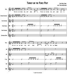 The arranger has several Orff arrangements available.