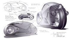 concept art sketch - Google-Suche