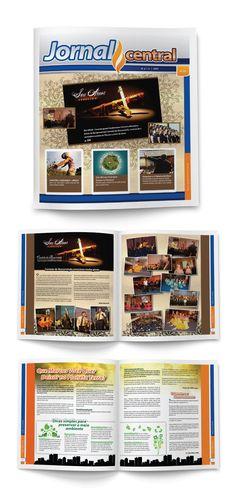 diagramação || Jornal Central ed. 52 || Igreja Presbiteriana Central de Londrina || Maio 2009 • Londrina/PR