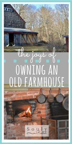 owning an old farmhouse | old homes | finding treasures | antiques | homeschool | homestead | the simple life | SOULy rested in Christ | SoulyRested.com