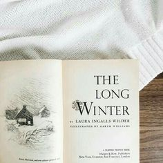 "oldfarmhouse: ""The Long Winter is an autobiographical children's novel written by Laura Ingalls Wilder and published in the sixth of nine books in her Little House series. Long Winter, Winter Day, Winter White, Winter Snow, Winter Season, Winter Cabin, Winter House, Harper Row, Garth Williams"