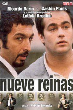 Movie Nueve reinas (Nine Queens) film, Argentina