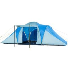 Skandika Daytona Large Group Tent - Blue/Grey 6 Persons  sc 1 st  Pinterest & Check out Tesco 4-Man Teepee Tent from Tesco direct £32.50 ...