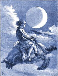 """1877 issue  children's magazine, """"Little Wide-Awake"""""""