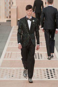 Show Recap: Louis Vuitton Menswear Spring Summer 2014 Paris