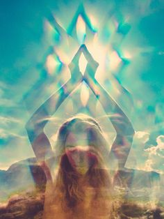 Adi Putra, el desierto y el mar – VEIN Magazine Tarot, Hippie Baby, Collage Background, Age Of Aquarius, Hero's Journey, Ex Machina, Double Exposure, Trippy, Aesthetic Pictures