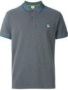 'Tiger' polo shirt