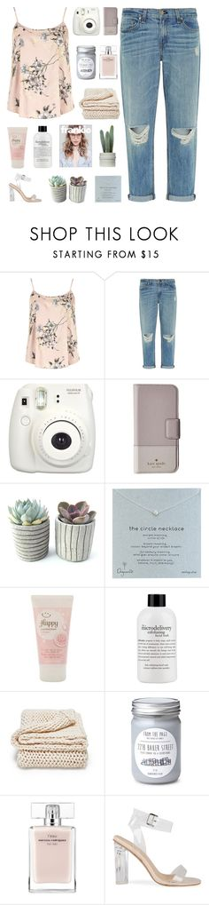 """your name ♡"" by my-pink-wings ❤ liked on Polyvore featuring Dorothy Perkins, rag & bone, Fujifilm, Kate Spade, Dogeared, Etude House, philosophy, Nina Ricci, Narciso Rodriguez and PrayForLondon"