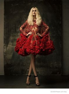 Opulence #red