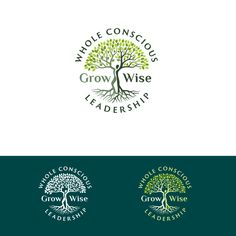 Help us Grow Wise - with trees rooted and reaching to the skies by vraione