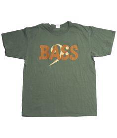 """""""Bass - It's Not a Fish"""" T-Shirt"""
