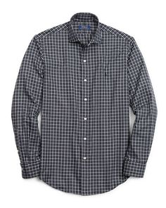 Plaid Cotton Twill Shirt - Big & Tall See All Big & Tall - RalphLauren.com