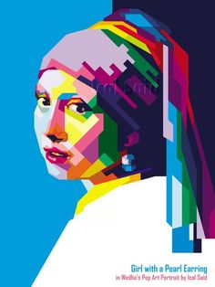 pop art portraits - Поиск в Google