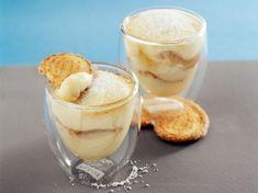Découvrez la recette Tiramisu au lait de coco sur cuisineactuelle.fr.