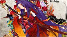 Fonds d'écran Art - Numérique > Fonds d'écran Style Asiatique Way Of The Samurai par snyp - Hebus.com