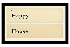 Happy House on OneKingsLane.com