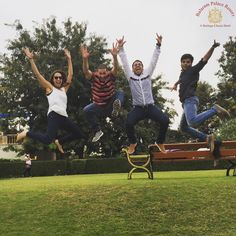 Its always fun to be in the company of friends at Balaram Palace Resort. Create Long lasting friendship at Balaram.