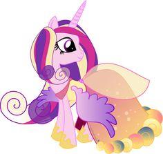 My Little Pony : The Hope Star Cadence by TashiMenefuseArt on DeviantArt