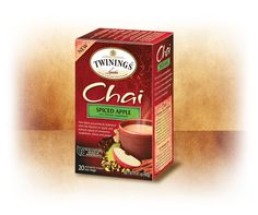 My new favorite tea! Spiced Apple Chai