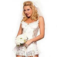Plus Size Bride Lingerie Nightwear, Sleepwear