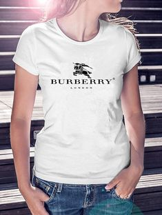 633d1d408d 2Burberry324 T-Shirt Fashion Luxury Brand Logo Women s Tee Gift S-XL T Shirt
