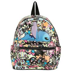 Loungefly Disney Lilo Stitch Scrump Mini Backpack Hot Topic ($35) ❤ liked on Polyvore featuring bags, backpacks, pocket bag, rucksack bag, day pack backpack, backpack bags and mini bag