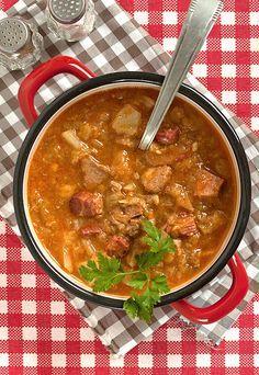 Sladak kupus .... Sweet cabbage stew w/boneless pigs neck