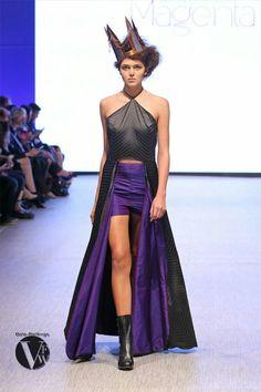 Magenta   Vancouver Fashion Week SS15   http://vanfashionweek.com/magenta/   #vfw