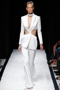 Balmain Spring 2015 Ready-to-Wear - Collection - Gallery - Look 24 - Style.com // Empress of Style