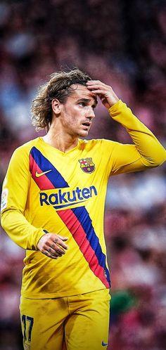 Fcb Barcelona, Barcelona Players, Antoine Griezmann, Football, Style, Fashion, Wall, Soccer, Swag