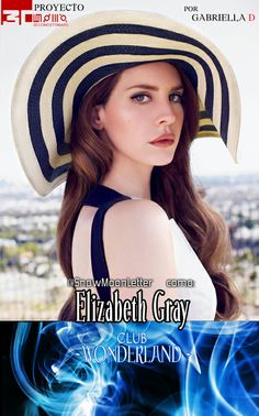 Elizabeth Gray en Club Wonderland...Leer historia aqui: http://www.wattpad.com/story/20841820-proyecto-30-seconds-to-mars-club-wonderland