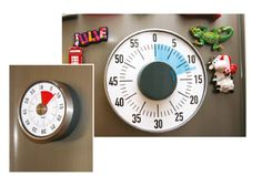 dv770 Timer Visual para aprender la noción de tiempo. Hop'Toys Time Timer, Clock, Elapsed Time, Cooking, Child, Watch, Clocks