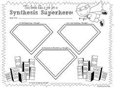 Synthesis Superhero
