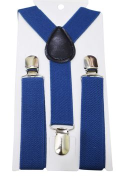 Adjustable Elastic Classic Susoender Sets for 6 Months to 13 Year Old Boys /& Girls Fit 6 Months to 6Years Navy blue, 26 Inches Kids Suspender Bowtie Necktie Sets