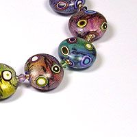 Emma Ralph: Very talented bead making lady, and also the seller of polymer clay treats!