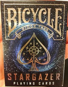 Stargazer Deck Bicycle Playing Cards Poker Size USPCC Custom Limited New Sealed | eBay