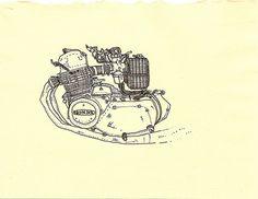 honda sketch