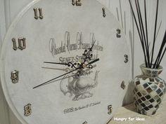 Hungry for ideas: Transferowy zegar