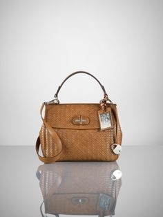 Tiffin Bag - Ralph Lauren