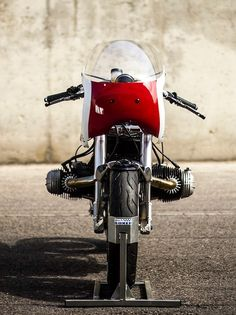 13 BMW Interceptor by Radical Ducati